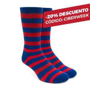 Medias Reds & Blues Oliver Socks